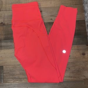 Lululemon Fast and Free Nulux leggings size 4